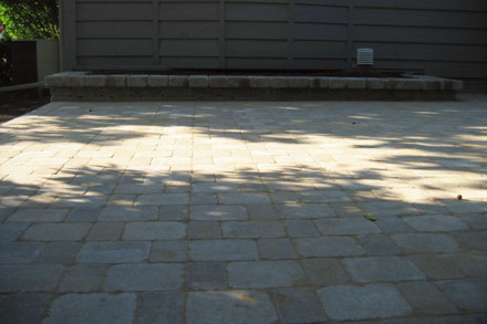 Unilock Brussel Block Paver Patio